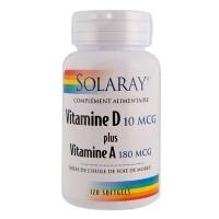 Vitamine D3 +Vit A