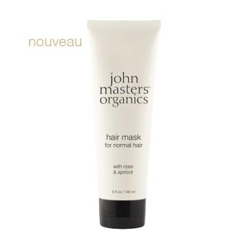 Masque pour des Cheveux Normaux - John Masters Organics