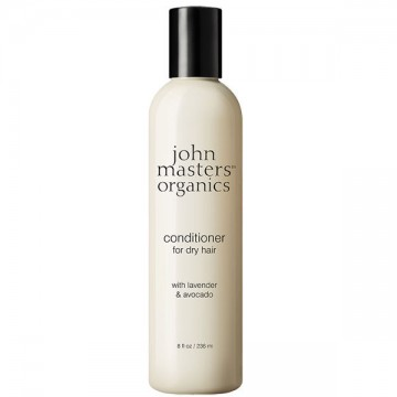 Après-shampoing Cheveux Secs Lavande & Avocat - John Masters Organics