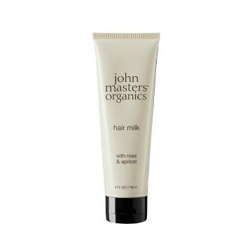 Lait pour Cheveux Rose & Abricot - John Masters Organics
