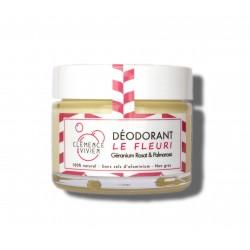 Baume-Déodorant Le Fleuri - Clémence et Vivien