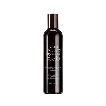 Shampooing Stimulant Menthe Verte et Reine-des-prés SCALP - John Masters Organics