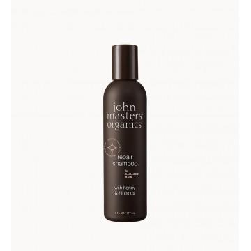 Shampoing Réparateur Miel & Hibiscus - John Masters Organics