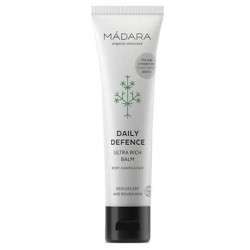 Baume Ultra-riche Daily Defence - MÁDARA