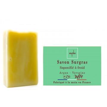 Savon surgras Argan et Verveine – Ayda Cosmetics