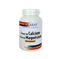 Calcium - Magnésium - Vitamine D - SOLARAY