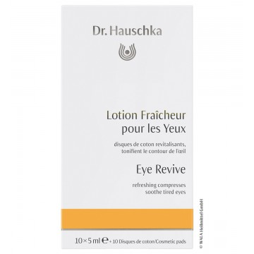 Lotion Fraîcheur pour les Yeux - Dr. Hauschka