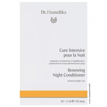 Cure Intensive Nuit 50 ampoules - Dr. Hauschka