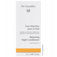 Cure Intensive Nuit 10 ampoules - Dr. Hauschka