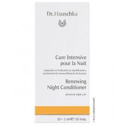 Cure Intensive Nuit 10 ampoules - Dr. Hauschka