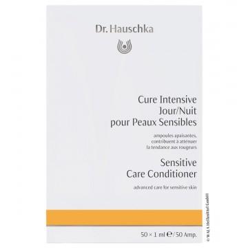 Cure Intensive J/N Peaux Sensibles 50 ampoules - Dr. Hauschka