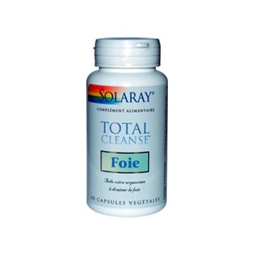Total Cleanse Foie - SOLARAY