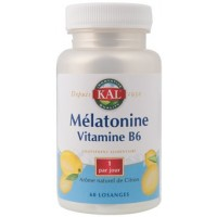 Mélatonine Vitamine B6 - KAL