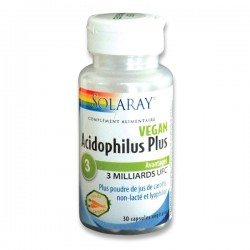 Acidophilus Plus - SOLARAY